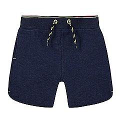 Baker by Ted Baker - Boys' navy jersey shorts