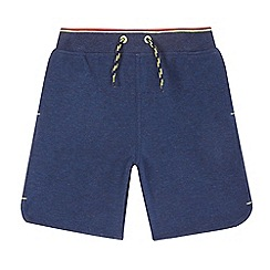 Baker by Ted Baker - Boys' blue jersey shorts