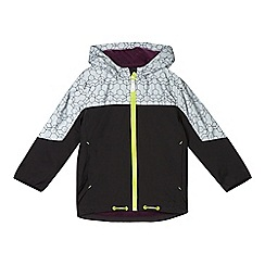 Baker by Ted Baker - Boys' black reflective jacket