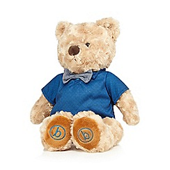 Baker by Ted Baker - Brown bow tie teddy bear