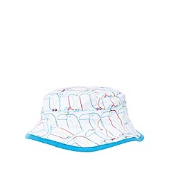 Baker by Ted Baker - Baby boys' white bird print fisherman hat