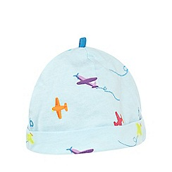 Baker by Ted Baker - Baby boys' blue aeroplane print hat