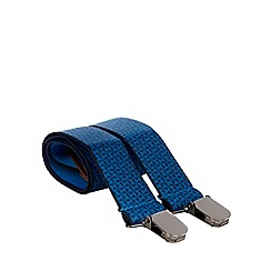 Baker by Ted Baker - Boys' blue printed braces