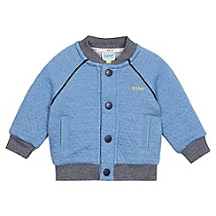 Baker by Ted Baker - Baby boys' blue sweater jacket