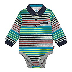 Baker by Ted Baker - Baby boys' striped print bodysuit
