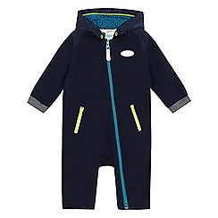 Baker by Ted Baker - Baby boys' navy snowsuit