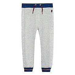 Baker by Ted Baker - Boys' grey quilted jogger pant