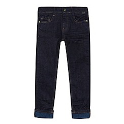 Baker by Ted Baker - Boys' navy slim fit jeans