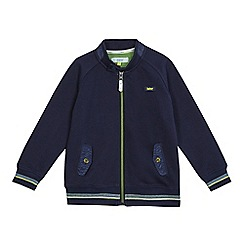 Baker by Ted Baker - Boys' navy Harrington jacket