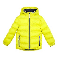 Baker by Ted Baker - Boys' lime padded coat