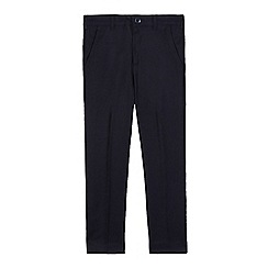 Baker by Ted Baker - Boys' navy Teflon 174 trousers