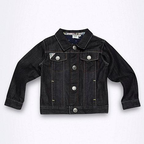 Baker by Ted Baker - Babies dark blue denim jacket