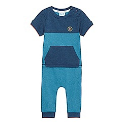 Baker by Ted Baker - Baby boys' blue top and jogging bottoms set