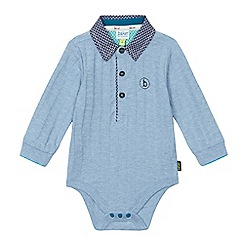 Baker by Ted Baker - Baby boys' polo bodysuit