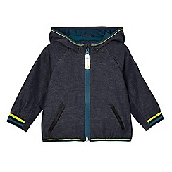 Baker by Ted Baker - Baby boys' grey lightweight zip-through jacket