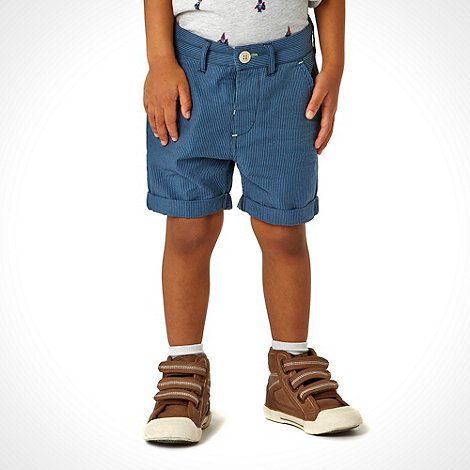 Baker by Ted Baker - Boy+s boys fine striped shorts