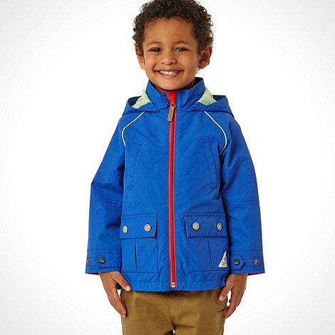 Baker by Ted Baker - Boy+s blue windcheater jacket