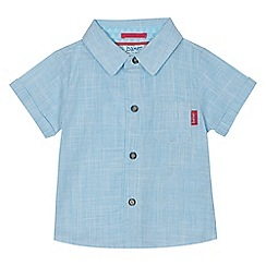 Baker by Ted Baker - Baby boys' light blue textured shirt