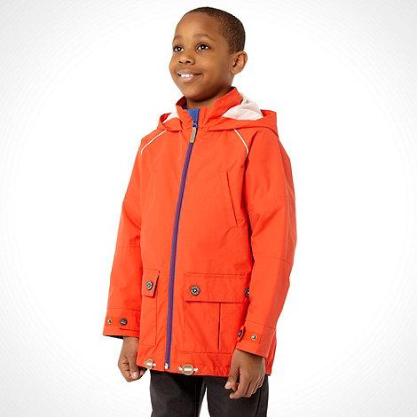 Baker by Ted Baker - Boy+s orange windcheater jacket