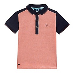 Baker by Ted Baker - Boys' stripe icon polo shirt