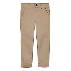 Baker by Ted Baker - Boys' beige chino trousers