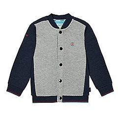 Baker by Ted Baker - Boys' grey quilted bomber jacket