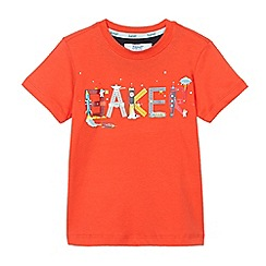 Baker by Ted Baker - Boys' red rocket logo print top