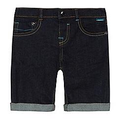 Baker by Ted Baker - Boys' dark blue denim shorts