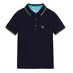 Baker by Ted Baker - Boys' navy polo shirt
