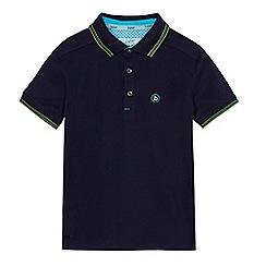 Baker by Ted Baker - Boys' navy polo shirt