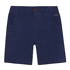 Baker by Ted Baker - Boys navy jersey shorts