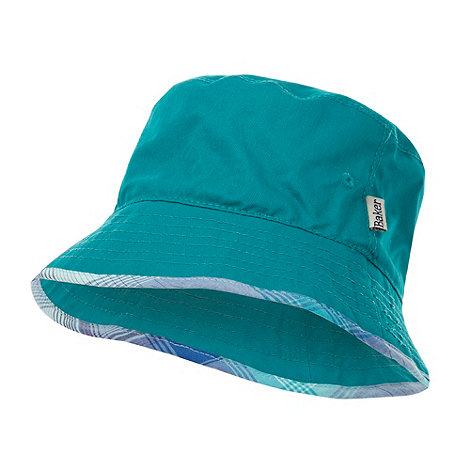 Baker by Ted Baker - Babies green fisherman sun hat