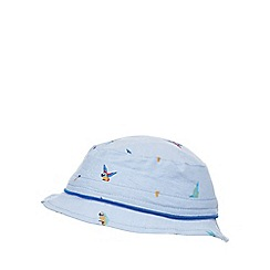Baker by Ted Baker - Baby boys' multicoloured reversible sunhat