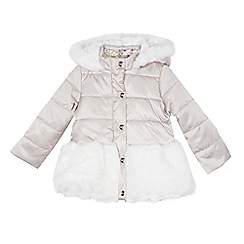 Baker by Ted Baker - Girls' pink padded coat