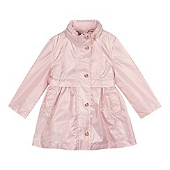 Baker by Ted Baker - Girls' pink rain mac