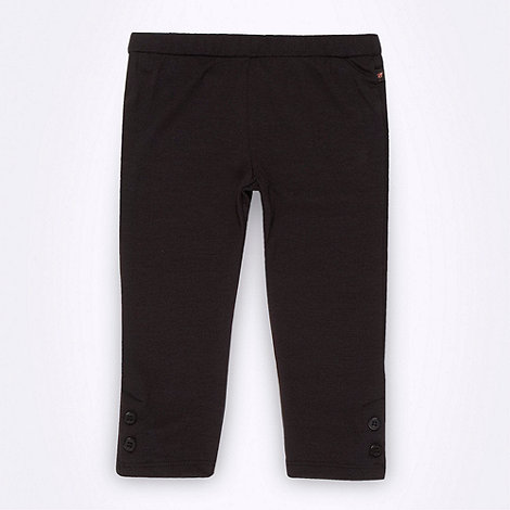 Baker by Ted Baker - Babies black leggings