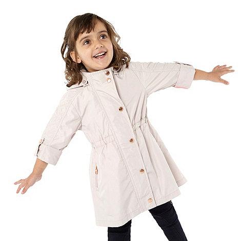 Baker by Ted Baker - Girl+s off white windcheater jacket