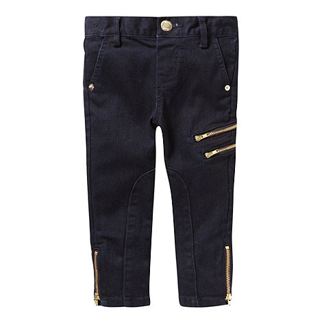 Baker by Ted Baker - Girl+s navy jeans