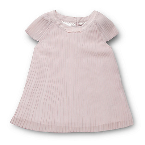 Baker by Ted Baker - Girl+s pink pleated top