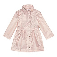 Baker by Ted Baker - Girls' light pink mac