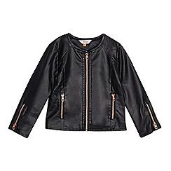 Baker by Ted Baker - Girls' black jacket