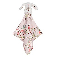 Baker by Ted Baker - Baby girls' pink bunny comforter