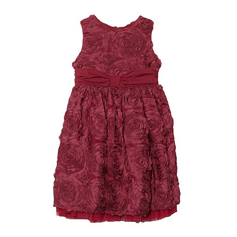 Baker by Ted Baker - Girl+s plum cornelli dress