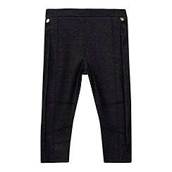 Baker by Ted Baker - Babies navy stitched jeggings
