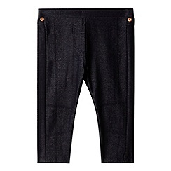 Baker by Ted Baker - Babies navy stretch leggings