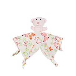 Baker by Ted Baker - Babies soft teddy comforter