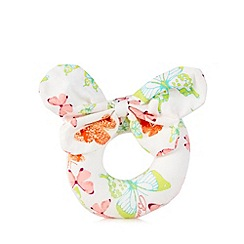 Baker by Ted Baker - Babies soft butterfly rattle