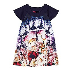 Baker by Ted Baker - Girls' deer print dress