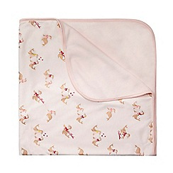 Baker by Ted Baker - Baby girls' off white seal blanket
