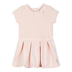 Baker by Ted Baker - Baby girls' pink quilted dress
